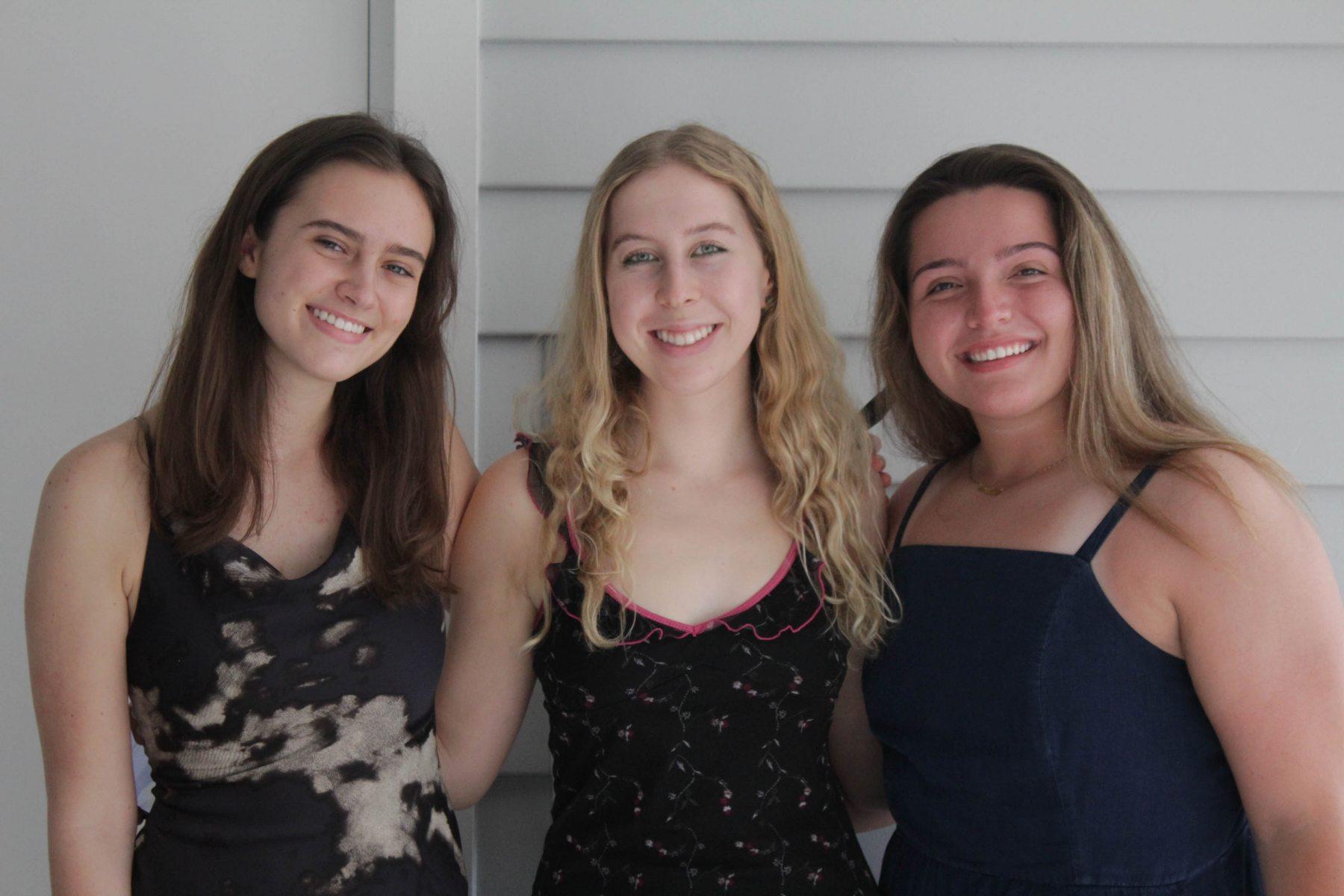 Maddie Laufer , Lily Poorman, Maddie Laufer