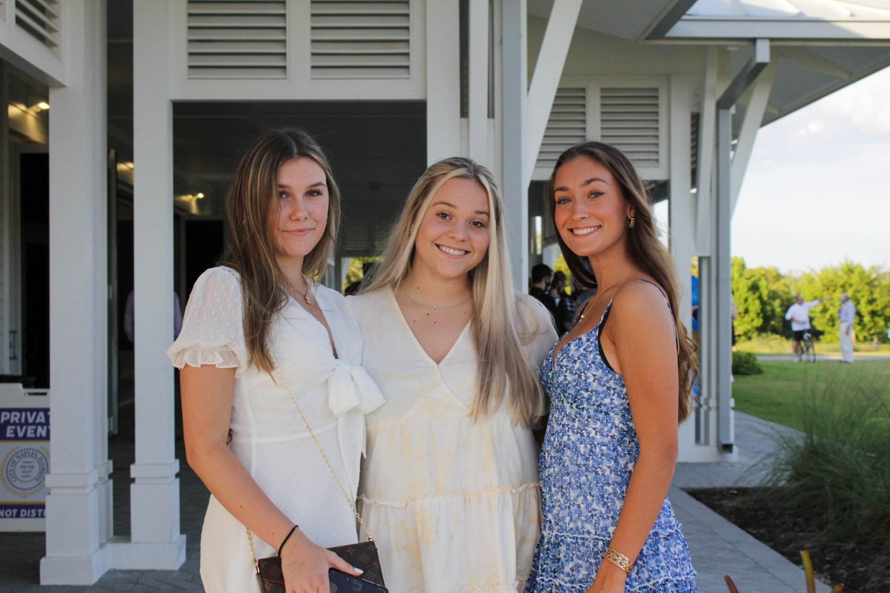 Natalie Norqual, Camryn Little, Lauren Graham