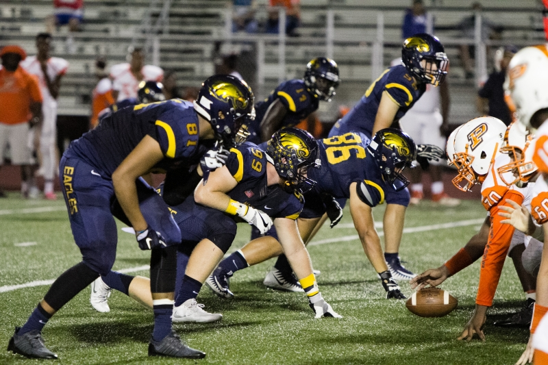 Naples High football team heading to playoffs - NHS Talon ...